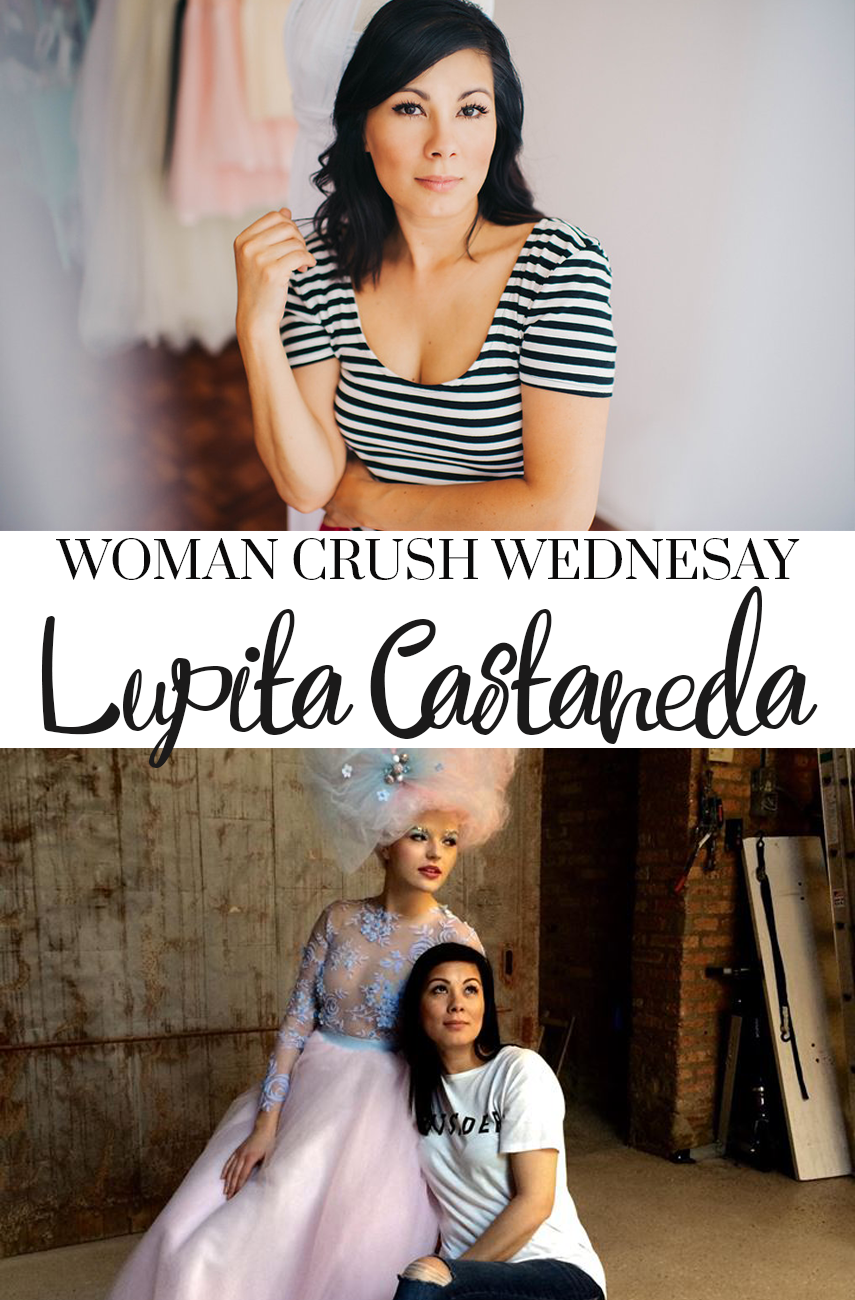 Woman Crush Wednesday: Lupita Castaneda of Abby Bella Couture