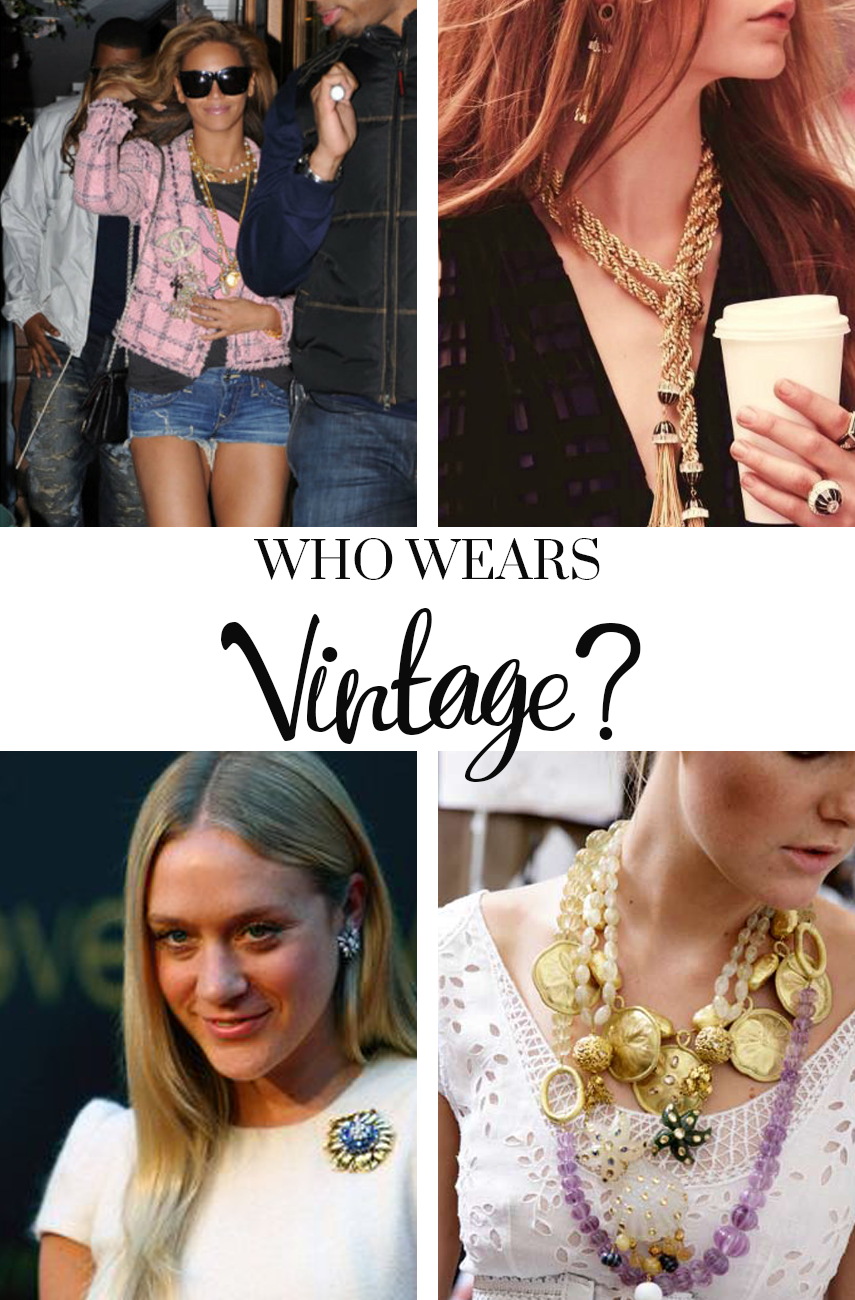 Who Wears Vintage?