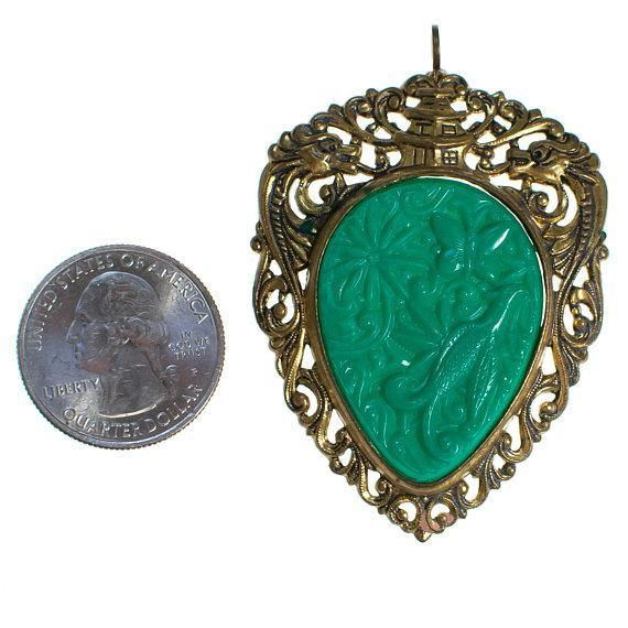 Victorian Revival Influence Brooch