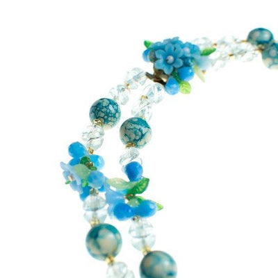 Like a little wearable garden Necklace