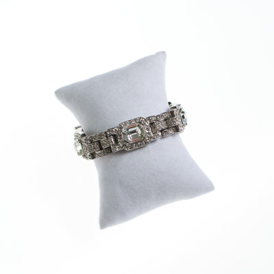 The Great Gatsby Bracelet by Ciner - Vintage Meet Modern - Chicago, Illinois