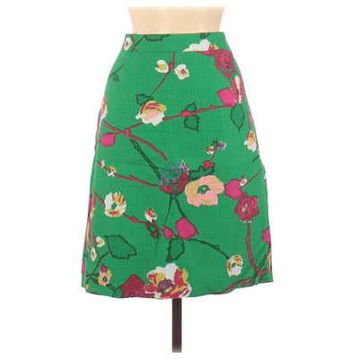 J. Crew Factory Store Embroidered Floral Print Skirt by J.Crew Factory Store - Vintage Meet Modern Vintage Jewelry - Chicago, Illinois - #oldhollywoodglamour #vintagemeetmodern #designervintage #jewelrybox #antiquejewelry #vintagejewelry