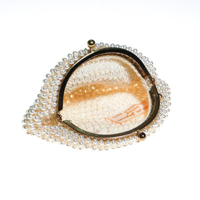 Pearl Coin Purse by Made in Japan - Vintage Meet Modern - Chicago, Illinois