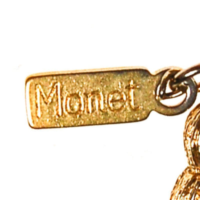 Monet Gold Multi Chain Bracelet by Monet - Vintage Meet Modern - Chicago, Illinois