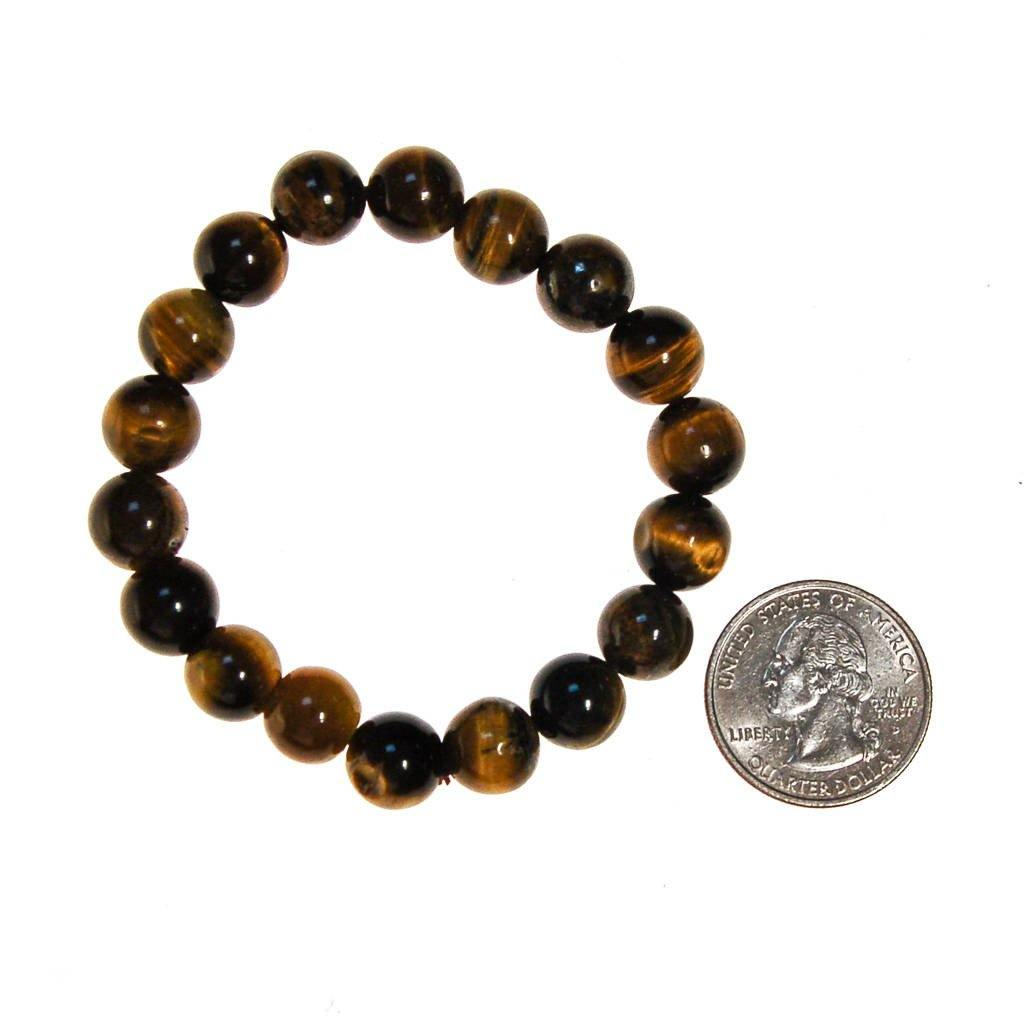 Tigers Eye Bracelet, Beaded