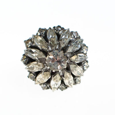 Art Deco Crystal Rhinestone Ring by Art Deco - Vintage Meet Modern - Chicago, Illinois