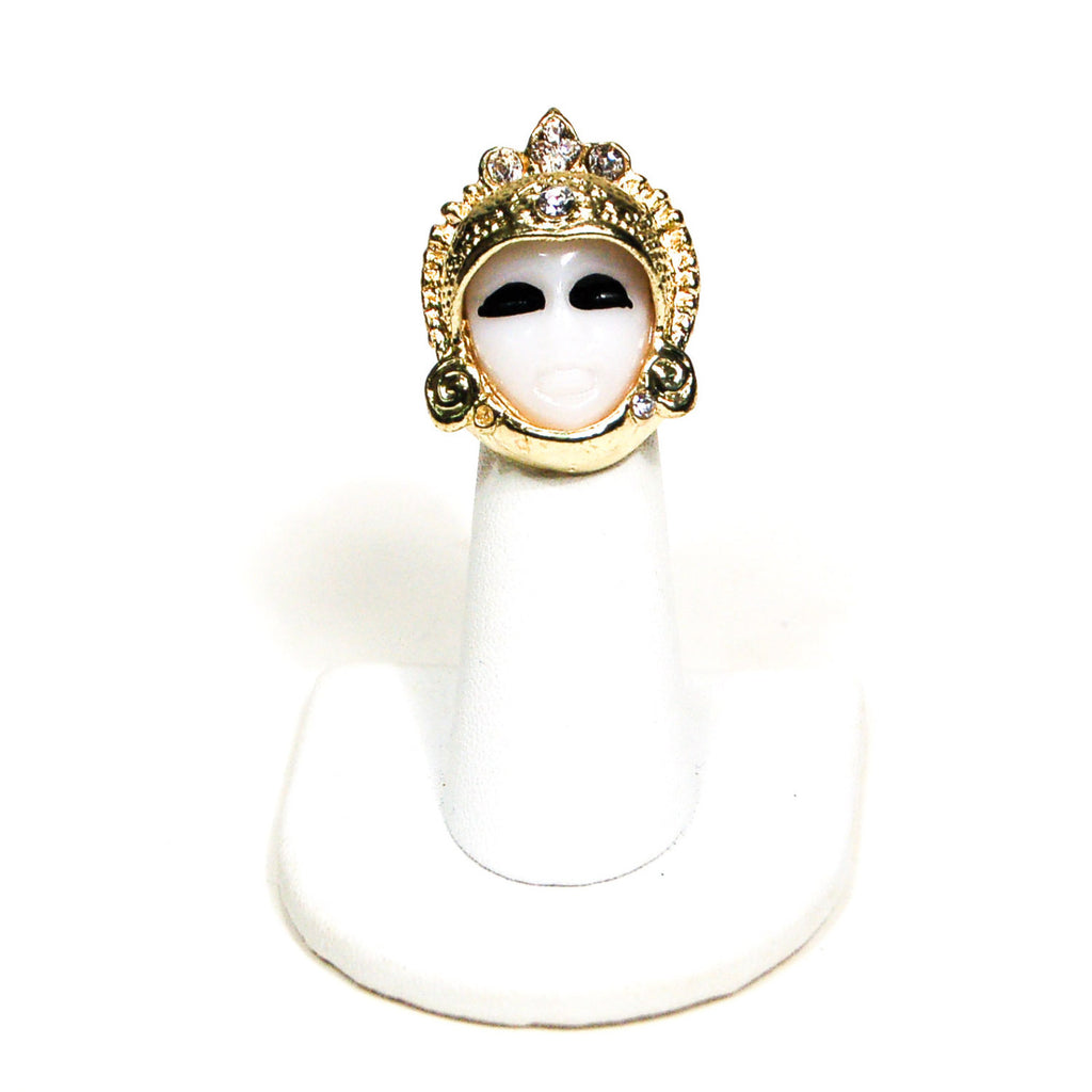 1970's Thai Princess Cocktail Ring, rings - Vintage Meet Modern