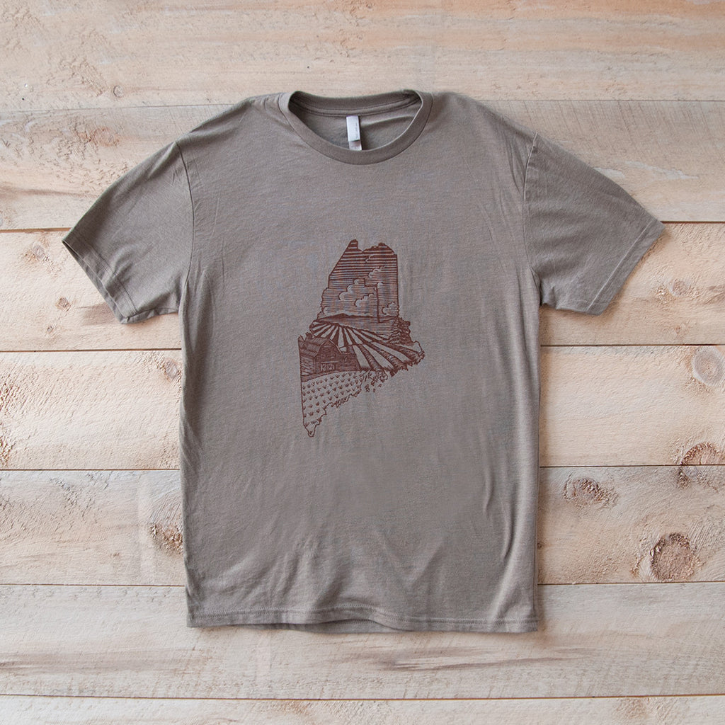 Limited Edition: Aroostook Region T-Shirt