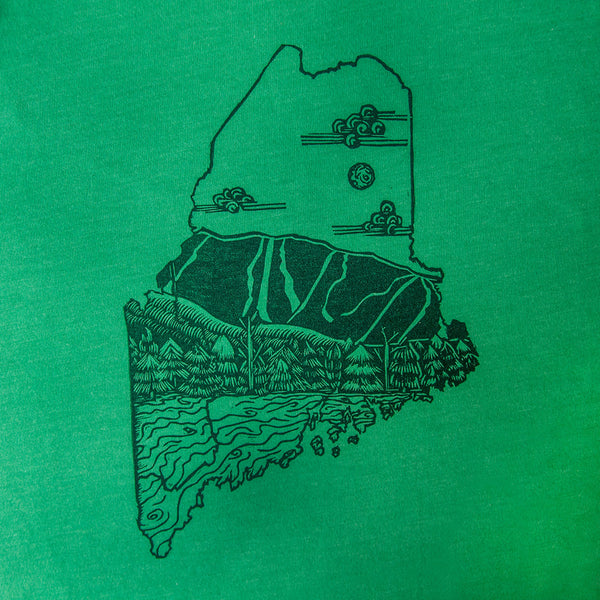 Limited Edition: Lakes + Mountains Region T-Shirt