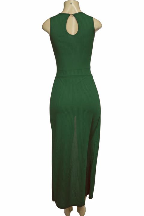 Women's Fashion Dress Olive (ARIES-36)