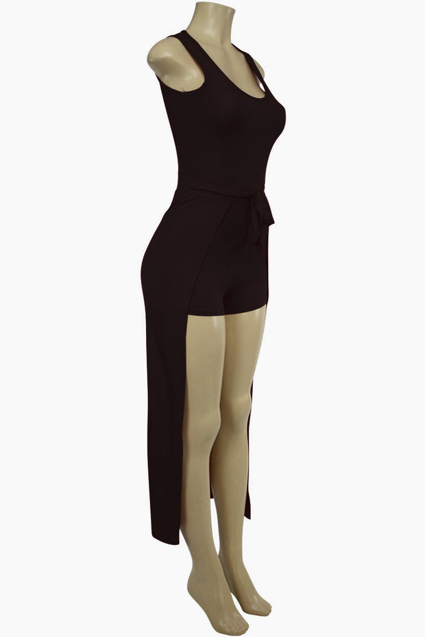 Women's Fashion Dress Black (ARIES-36)