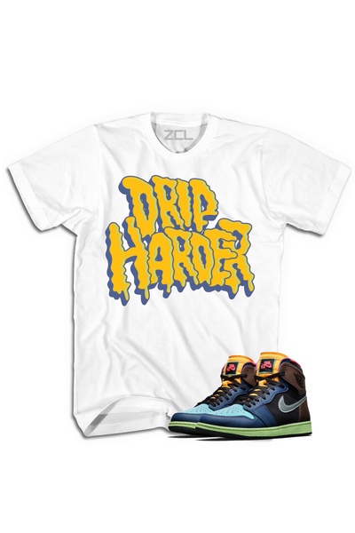 "Air Jordan 1 High OG ""Drip Harder"" Tee Bio Hack - Zamage"