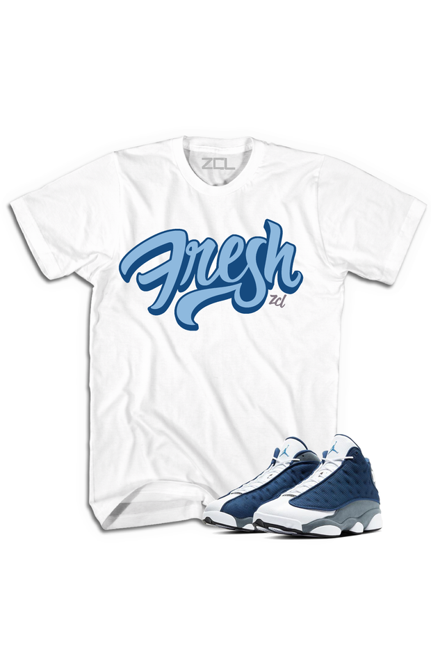"Air Jordan 13 Retro ""Fresh"" Tee Flint - Zamage"