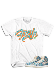 "Nike SB Dunk High ""Fresh"" Tee Hawaii - Zamage"