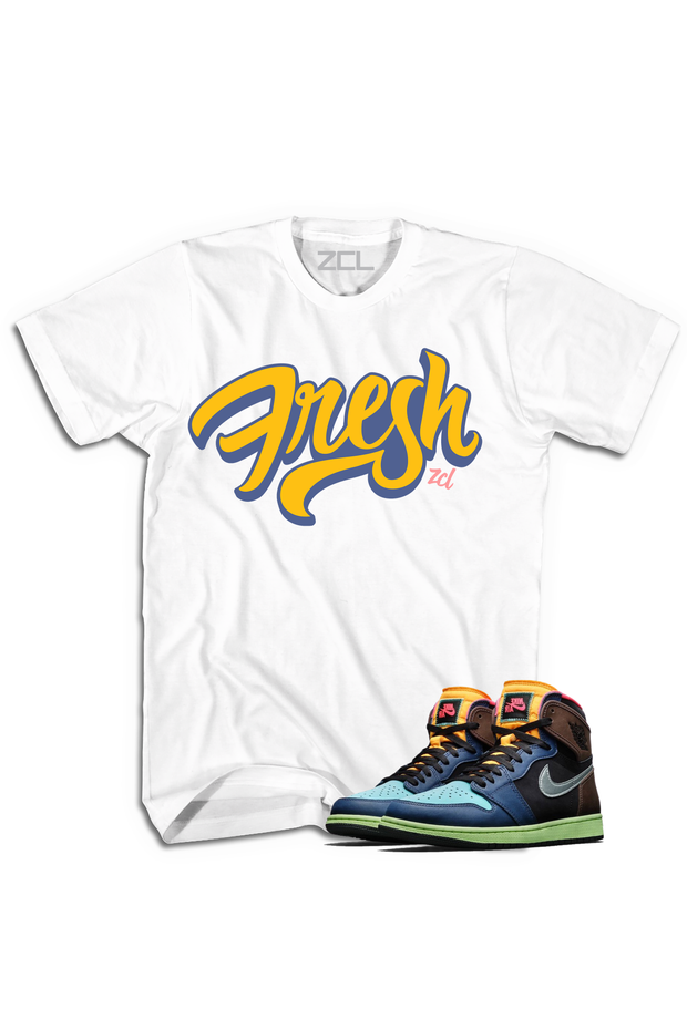 "Air Jordan 1 High OG ""Fresh"" Tee Bio Hack - Zamage"