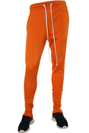 Side Stripe Track Pants Orange - Cream (1914)