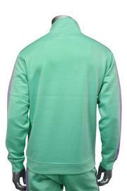 Side Stripe Track Jacket Mint (1915 22S)