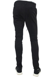 Jordan Craig Twill Slim Fit Jogger Black (5622M) - Zamage