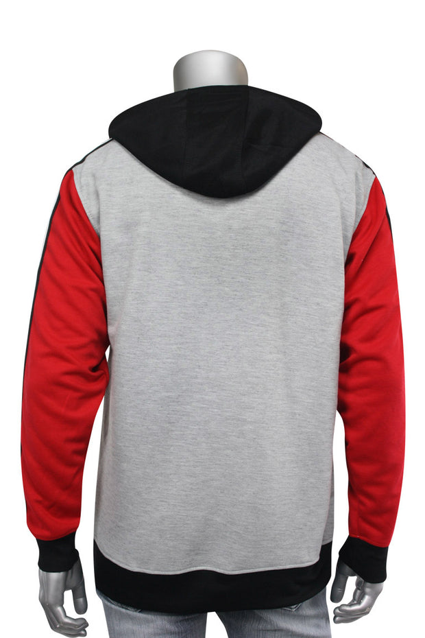 Tech Fleece Motorsport Hoodie Heather Grey (F863)