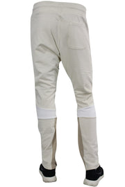Jordan Craig Color Block Track Pants Sand (8334A 22S) - Zamage