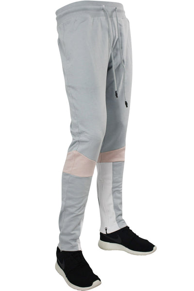 Jordan Craig Color Block Track Pants Blush (8334A 22S) - Zamage