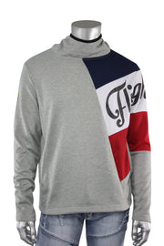 French Terry Flight Pullover Hoodie Grey (FLIGHT 22S)