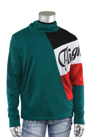 French Terry Flight Pullover Hoodie Hunter Green (FLIGHT 22S)