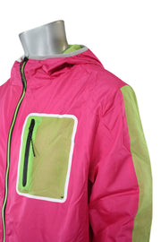 Nylon Windbreaker Jacket Fuchsia (19907 22S)