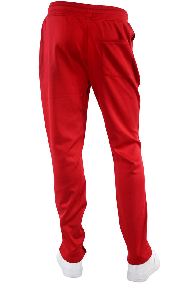 Premium Solid Track Pants Red (ZCM4842)