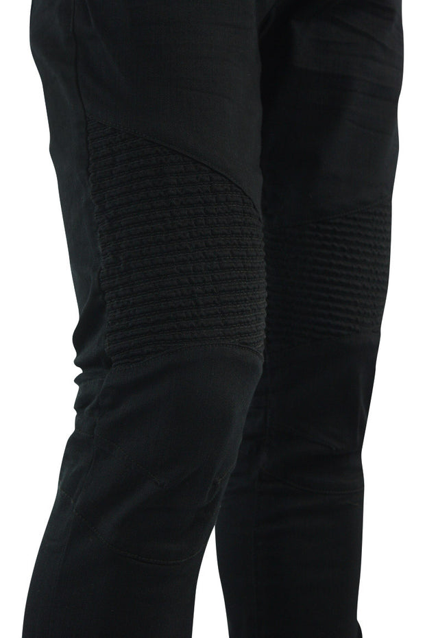 Jordan Craig Twill Slim Fit Moto Denim Black (JM3303 22S)