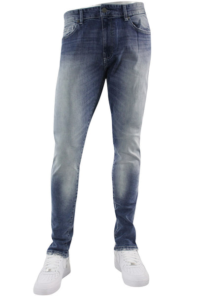 Jordan Craig Faded Slim Fit Denim Aged Wash (JR1003 22S)