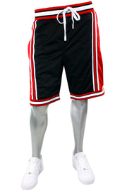 Jordan Craig Rucker Zip Pocket Mesh Shorts Chicago (8902S 22S) - Zamage