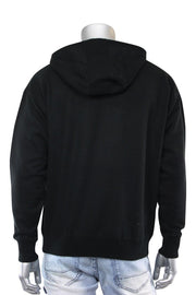 Self Made Savage Hoodie Black (9157H)