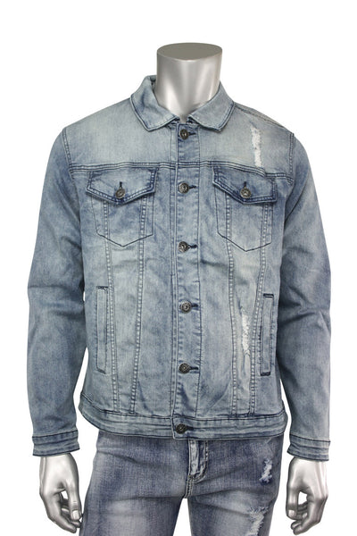 Denim Jacket Dirty Vintage (M6010R1DA)