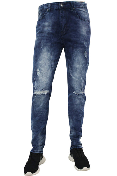 Skinny Fit Denim Blue Wash (M4584DB)