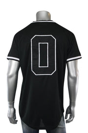 ZCL No Cappin Jersey Black (NOCAPJ) - Zamage