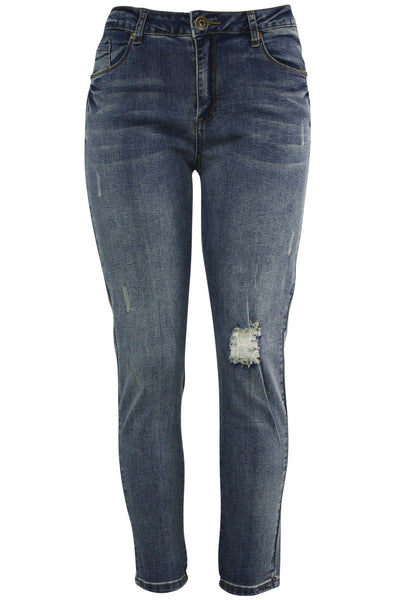 Women's Lifter Slim Fit Denim Dirty Vintage (WA42667D)