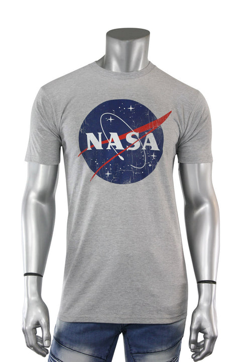 Nasa Space Tee Grey (NASA 22S)