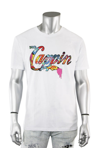 ZCL Heat Activated Color Change Tee White (COLOR)