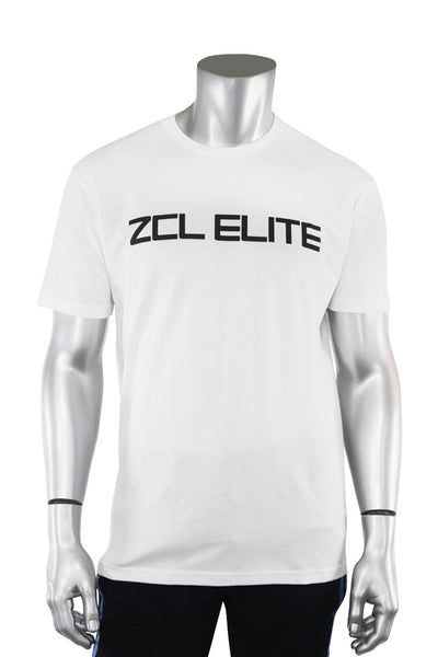 ZCL ELITE Tee White (ELITEW) - Zamage