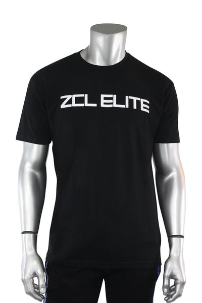 ZCL ELITE Tee Black (ELITEB) - Zamage