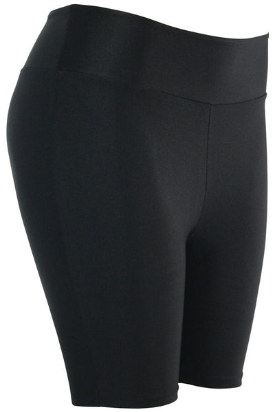 Women's Bermuda Shorts Black (LG902)