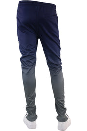 Ombre Track Pants Navy (111-412) - Zamage