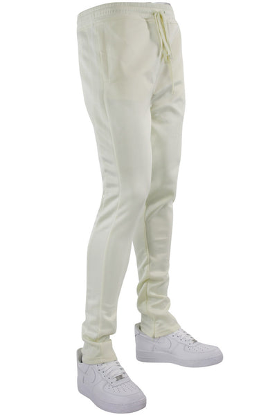 Solid Track Pants Cream (100-400) - Zamage