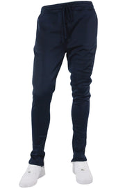 Solid Track Pants Navy (100-400)