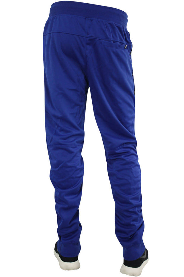 Shirred Leg Joggers Royal Blue (SS8408)