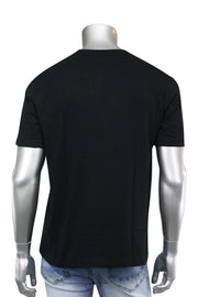 Crew Neck Tee Black (RCR) - Zamage
