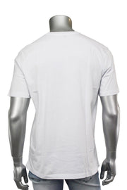 Crew Neck Tee White (RCR) - Zamage