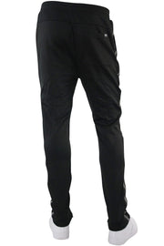 Double Stripe Track Pants Black - Black (HF9624 22S)