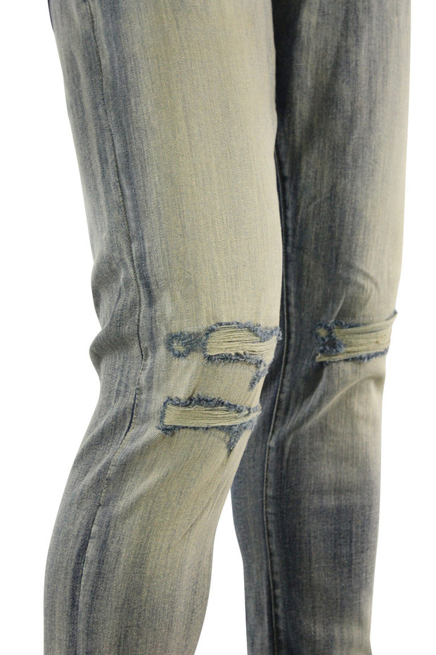 Jordan Craig Faded Wash Denim Bison (JM3311 22S)